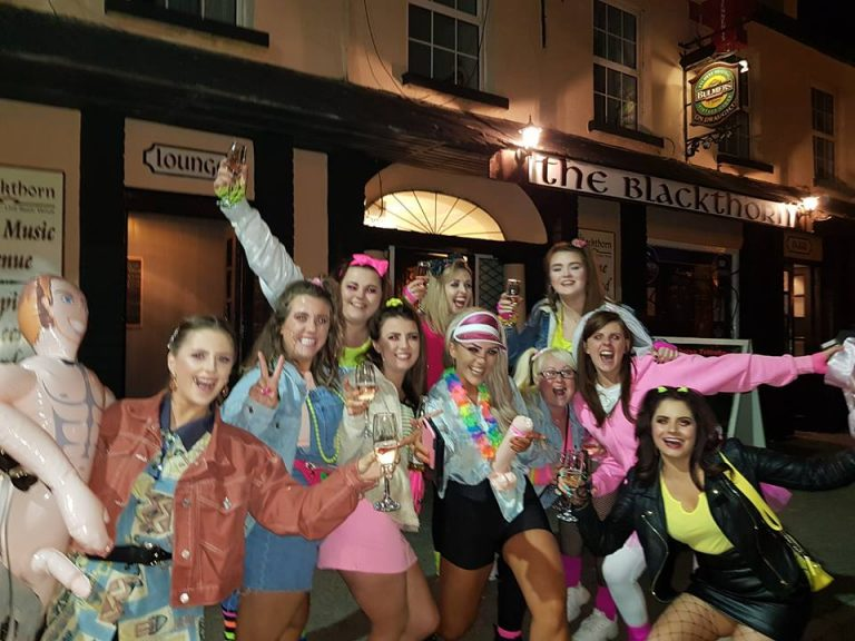 Hen Party Events in Daingean, County Offaly